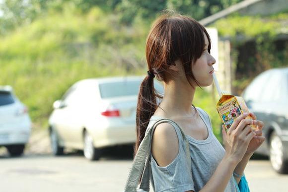 台湾の美人JD008
