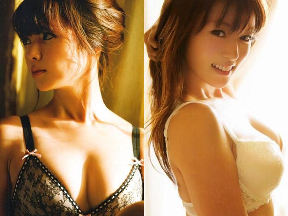 全身柔らかな美肌と巨乳のフカキョンこと深田恭子