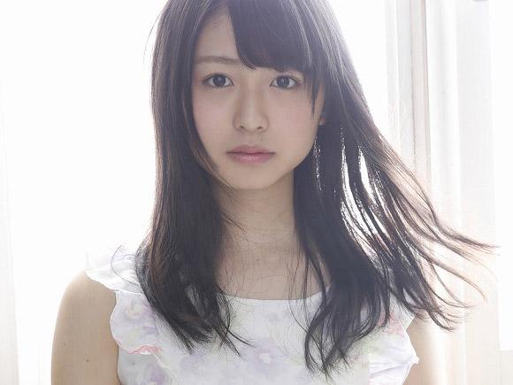【けやき坂】噂の美少女、長濱ねる(17)がソログラビアで登場!画像×28