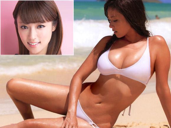 深田恭子、極小ビキニ写真集ネット未公開画像追加!「また出てきたww」「乳リン見えてない?」