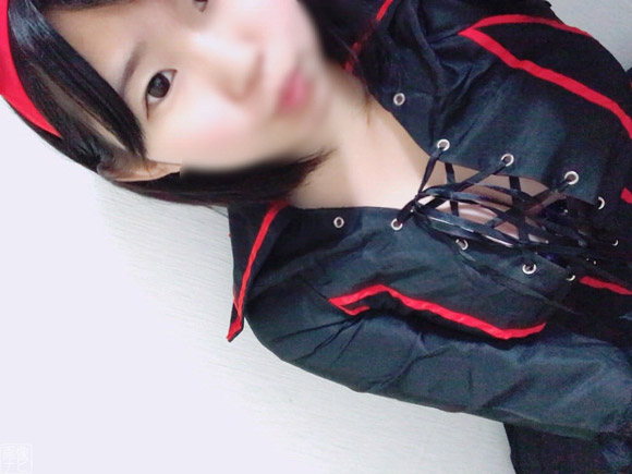 【動画あり】18歳の現役女子大生がオナニー自撮り。