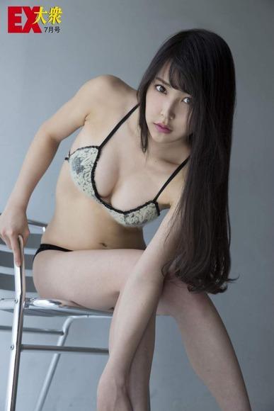 白間美瑠のみるみるエロ画像070