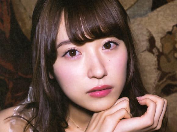 【乃木坂】清廉なのに艶っぽい 衛藤美彩(24)の画像