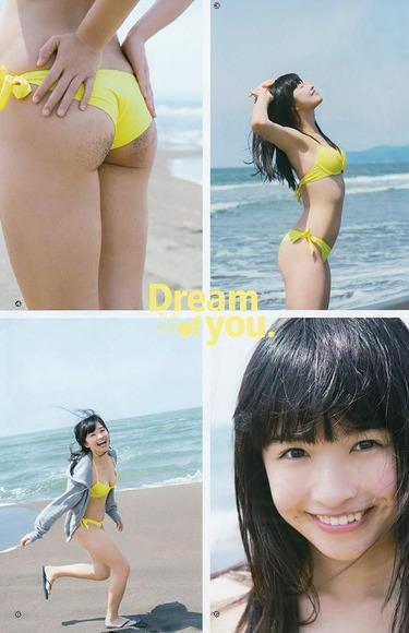 百川晴香のグラビア画像023