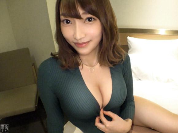 お顔は美しく体も素晴らしく綺麗な25歳の銀行員さん