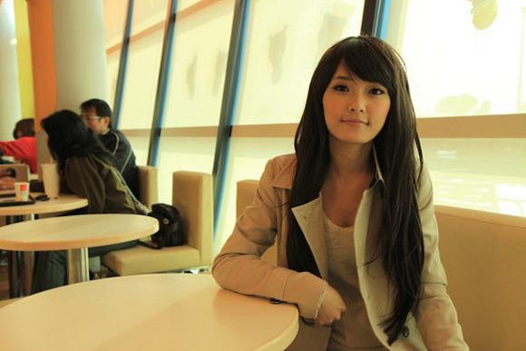 台湾の美人JD026