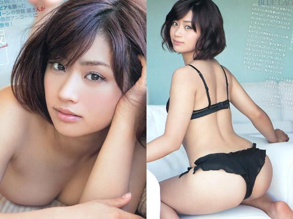 安枝瞳(26) 超人気の現役RQがグラビアで大サービス!画像×36