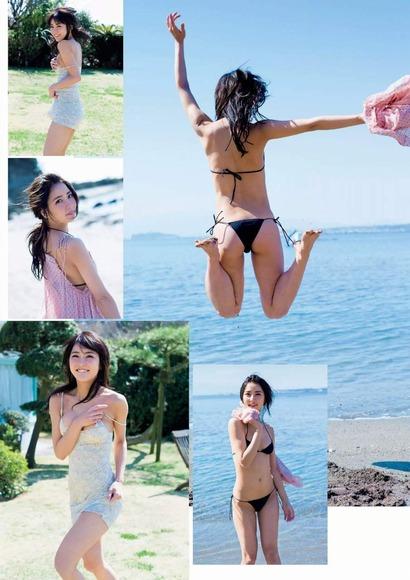 石川恋のグラビア画像035