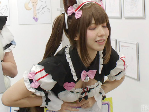 日本のコスプレ界を牽引する美少女コスプレイヤーえなこさん