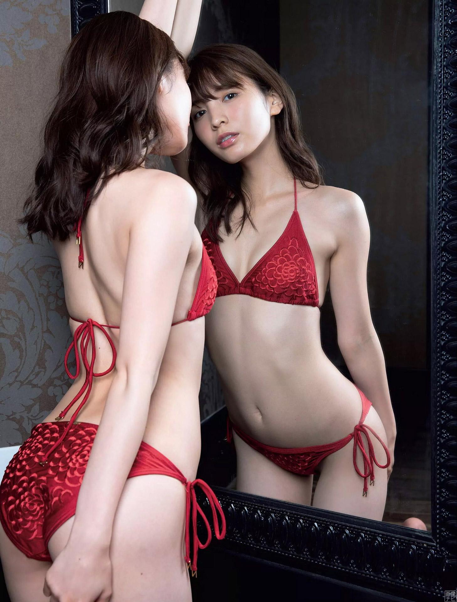 現役女子大生グラドルほのかの最新グラビアがエロすぎぃぃぃ!
