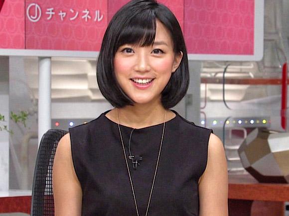 カトパンの人気を凌ぐとも言われているテレ朝の超美人アナウンサー竹内由恵