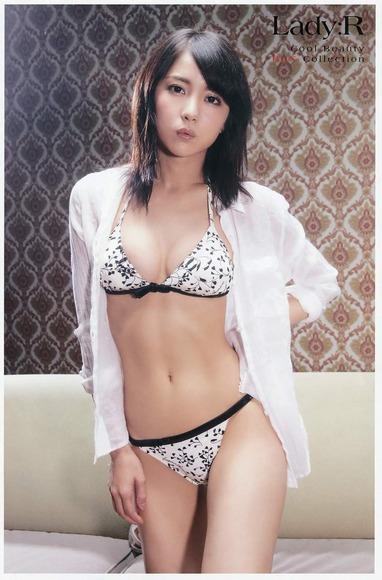 石川恋のグラビア画像026