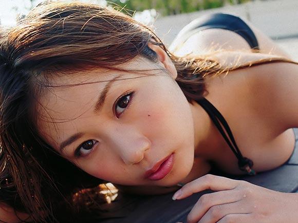 Hカップになった西田麻衣の巨乳画像