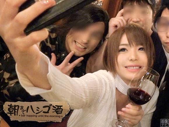 新宿で飲んでた24歳モデル兼コスプレイヤーをお持ち帰りしたら強烈潮吹きwww