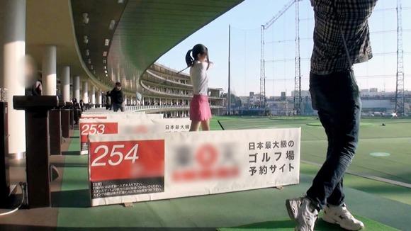 ゴルフ場で知り合った美女とSEX006