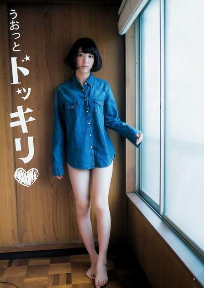 HKT宮脇咲良のグラビア画像072