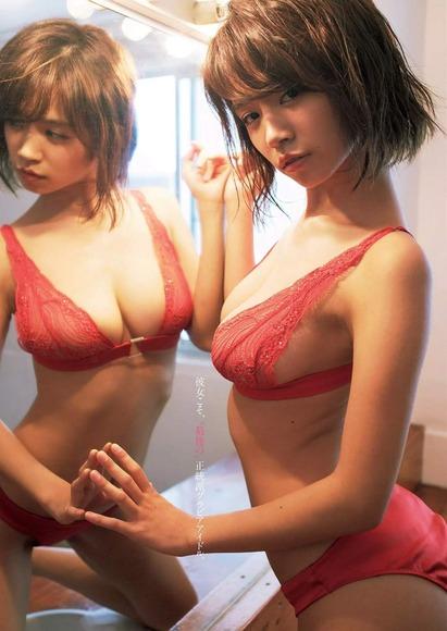 菜乃花のエロ画像014