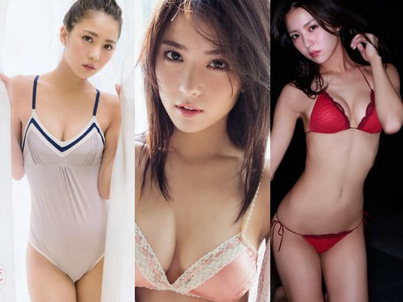グラビア挑戦から超短期間で業界を席巻する石川恋。胸もお尻も綺麗でパーフェクトと大絶賛されています