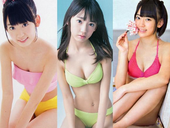 HKT最強の合法ロリ美少女!宮脇咲良(15)がマジで天使。画像×56 : シロ天