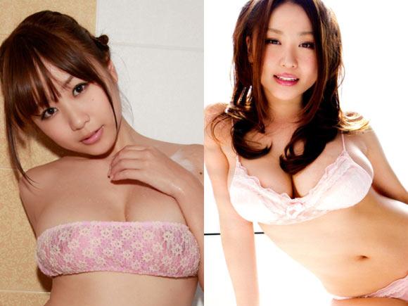 西田麻衣の乳首が思いっ切り透けちゃってるグラビア画像