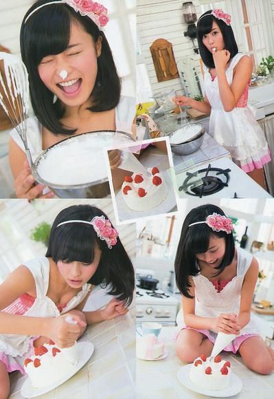 小島瑠璃子のおかず画像002
