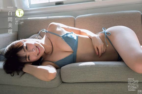 180821白間美瑠のセクシーグラビア画像007