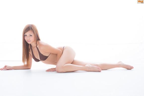 丸高愛実(22)のぽにょぽにょボディー039