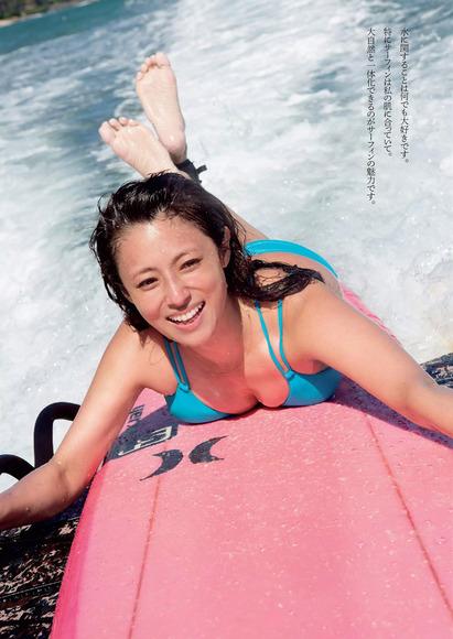 2016年9月15日追加 深田恭子のセクシー水着画像003
