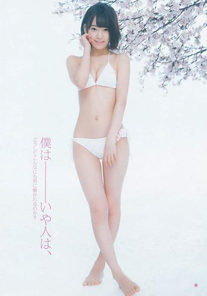 HKT宮脇咲良のグラビア画像002