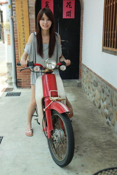 台湾の美人JD006