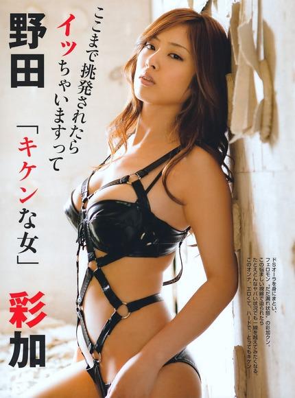 野田彩加のエロ画像020