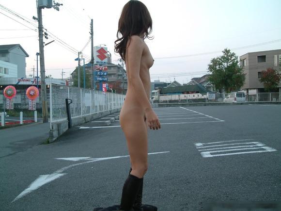 露出狂(女子)011