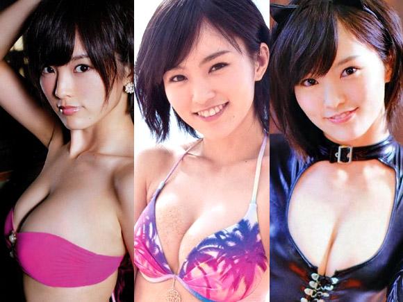 山本彩(20)の豊かな胸を堪能できる画像×70