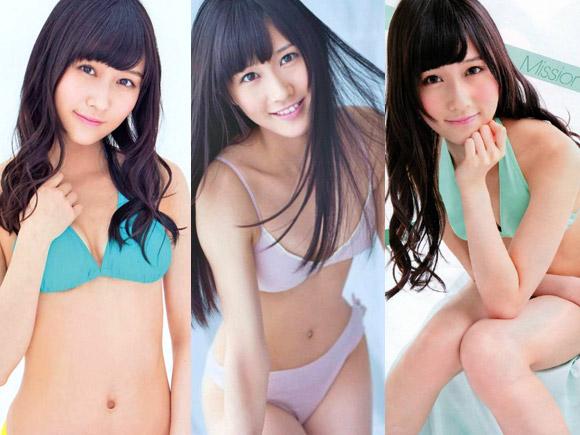 ケンコバもゾッコンな清楚系!NMB矢倉楓子(17)のエロ画像×46