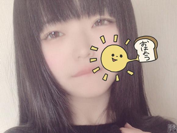 乃木坂46の某人気メンバー似の美女