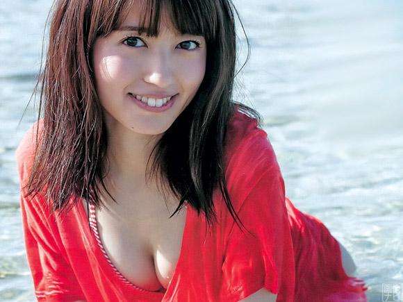 声優界最高の美女と評判の逢田梨香子(25)がソログラビア解禁。