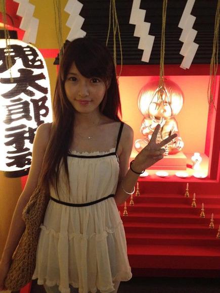 台湾の美人JD011