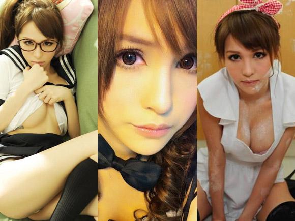 香港モデルのエロコス