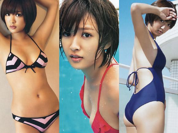 こんなにエロい体してるって知ってた?夏菜(24)の最新グラビアエロ画像×50