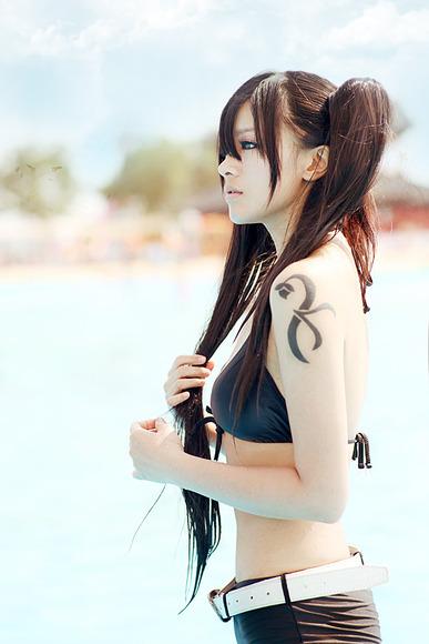 美少女レイヤー013