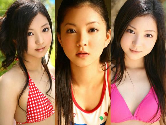 小池唯の貧乳Ver.モデル!麻亜里(22)のセクシーな水着画像×64
