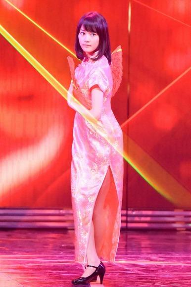 乃木坂46のチャイナドレス画像006
