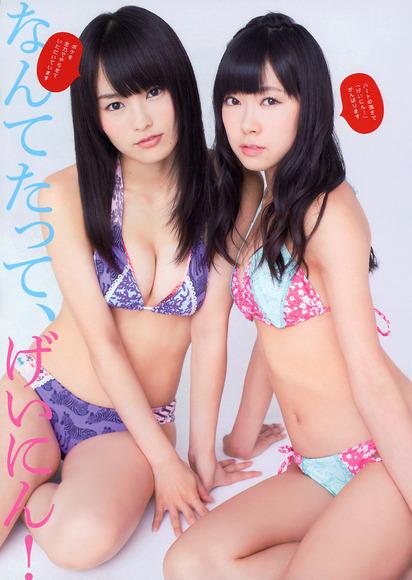 NMB48巨乳選抜036