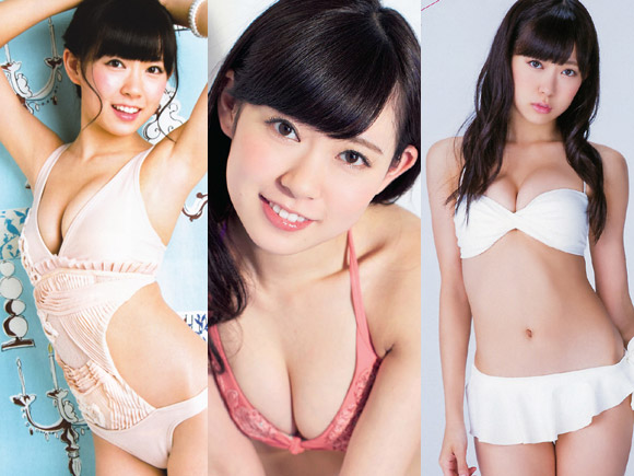 【NMB】渡辺美優紀のおっぱいのサイズ感がよく分かる画像まとめ【59枚】