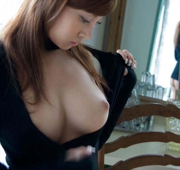 神乳!最高のおっぱい画像038