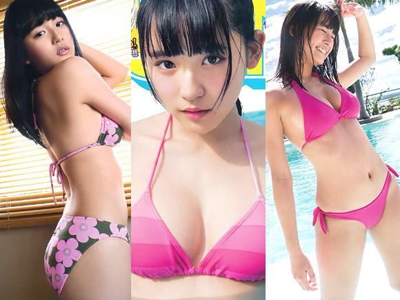 各方面で大絶賛の浅川梨奈。同級生が羨ましすぎるとTwitterでも話題の17歳美少女