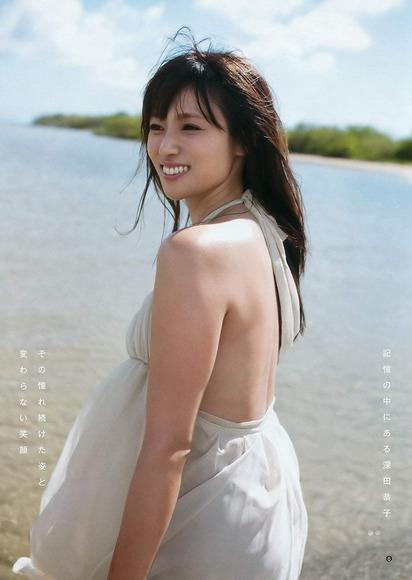 深田恭子2016年のグラビア画像003