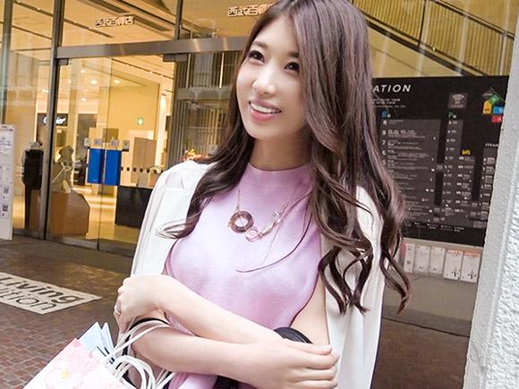 渋谷駅前でお声掛けしたセレブ奥様