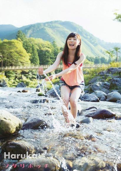 まいんちゃん福原遥のグラビア画像022
