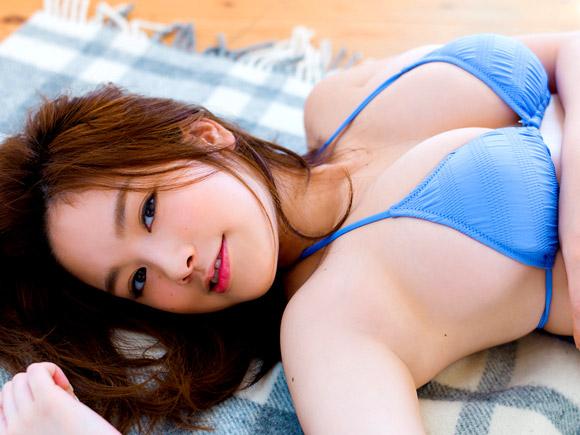筧美和子のグラビア画像